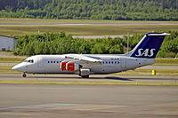 SE-DJN @ ESSA - BAe 146-RJ85 [E2231] (Transwede/SAS) Stockholm-Arlanda~SE 06/06/2008