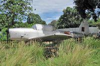 AF506 - ex Zambia AF 1951 De Havilland DHC-1 Chipmunk T10, c/n: C1-0502 9ex WG428) at Victoria Falls