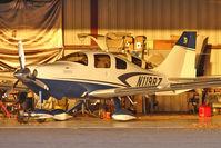 N1198Z @ KORL - Cessna LC41-550FG, c/n: 411151
