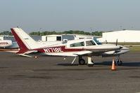N1718E @ KORL - 1978 Cessna 310R, c/n: 310R1548