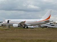 VH-VHD @ YMML - Parked near the maintenance hangars at Tullamarine - by red750