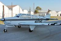 N3724D @ KORL - Raytheon Aircraft Company A36, c/n: E-3624