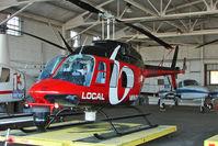 N6UL @ KORL - TV Helicopter 1993 Bell 206-L4, c/n: 52015