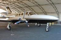 N366M @ KORL - Cessna 414A, c/n: 414A0026