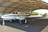 N3887G @ KORL - 1979 Cessna 340A, c/n: 340A0222
