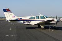 N1159T @ KORL - 1974 Beech 95-B55 (T42A), c/n: TC-1784