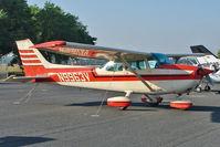 N9963V @ KORL - 1974 Cessna 172M, c/n: 17264581