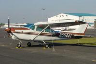 N5544T @ KORL - 1982 Cessna R182, c/n: R18201893
