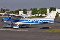 N9476H @ KORL - 1975 Cessna 172M, c/n: 17266172