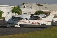 N53540 @ KORL - 1981 Cessna 172P, c/n: 17274776