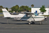 N8451X @ KORL - 1961 Cessna 172C, c/n: 17248951