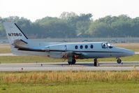 N70BG @ KORL - 1977 Cessna 501, c/n: 5010024
