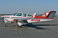 N110RS @ KORL - 1949 Beech A35, c/n: D-2153