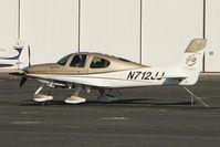 N712JJ @ KORL - 2007 Cirrus Design Corp SR22, c/n: 2846