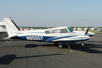 N8055Y @ KORL - 1966 Piper PA-30, c/n: 30-1168