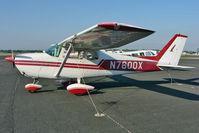 N7600X @ KORL - 1960 Cessna 172B, c/n: 17248100