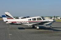 N2702M @ KORL - 1977 Piper PA-28R-201T, c/n: 28R-7803140