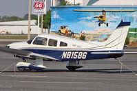 N81586 @ KORL - 1980 Piper PA-28-181, c/n: 28-8090245