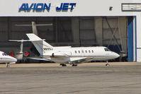 N812GJ @ KSFB - 1988 British Aerospace BAE 125 SERIES 800A, c/n: 258112