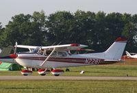 N2281 @ KLAL - Cessna R172K - by Mark Pasqualino