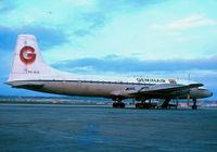 9G-ACE @ LMML - B.Britannia 9G-ACE Gemini Air Cargo - by raymond