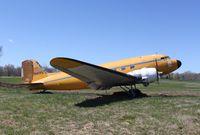 N47FL @ 0A3 - Douglas DC3C - by Mark Pasqualino