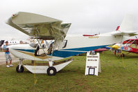 N801PP @ KLAL - 2011 Sun n Fun Static Display - severley damaged by storms the following day