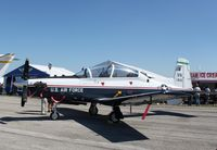 06-3832 @ KLAL - Raytheon T-6A - by Mark Pasqualino