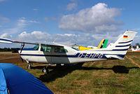 D-EHPG @ EKVJ - Cessna T.210L Turbo Centurion [210-61020] Stauning~OY 14/06/2008 - by Ray Barber