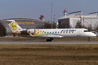 S5-AAD @ EDDF - departure via RW18W