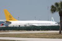 TU-TAW @ OPF - Northeast Bolivian Airways 737-200