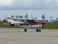 VH-VES @ YMEN - Cessna 182 Victor Echo Sierra at Essendon Airport