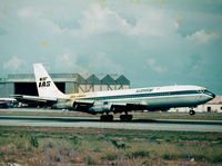G-BFZF @ LMML - B707 G-BFZF IAS Cargo - by raymond