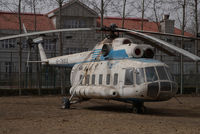 B-7803 @ XIEDAO - Mil Mi8 China Civil Aviation Museum - by Dietmar Schreiber - VAP