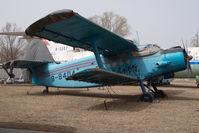 B-8404 @ XIEDAO - Nanchang Y5 (An2) China Civil Aviation Museum - by Dietmar Schreiber - VAP