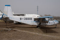 B-3888 @ XIEDAO - Harbin Y11 China Civil Aviation Museum - by Dietmar Schreiber - VAP