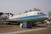 B-2207 @ XIEDAO - CAAC Trident China Civil Aviation Museum - by Dietmar Schreiber - VAP