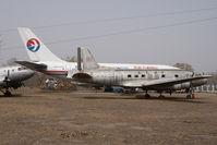 B-4208 @ XIEDAO - Ilyushin 14 China Civil Aviation Museum
