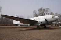 UNKNOWN @ XIEDAO - Curtiss C46 China Civil Aviation Museum