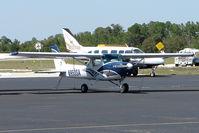 N953SA @ KOMN - 1980 Cessna 152, c/n: 15283908 at Ormond Beach