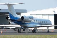 N2929 @ KSGJ - 2004 Gulfstream Aerospace GV-SP (G550), c/n: 5053