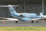 N436CS @ KSGJ - 2008 Cessna 525B, c/n: 525B0274