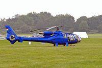 HA-LFQ @ EGTB - Aerospatiale SA.342L Gazelle [1854] Booker~G 09/06/2007