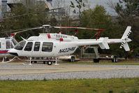 N422HM @ 27FD - Coastal Helicopters Inc heliport, Panama City FL USA
