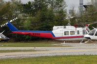 N911CE @ 27FD - Coastal Helicopters Inc heliport, Panama City FL USA