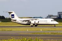 D-AWBA @ EKCH - BAe 146-300 [E3134] (WDL/SAS) Copenhagen-Kastrup 10/06/2008.