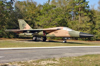 68-0058 @ VPS - On display at the Air Force Armament Museum at Eglin Air Force Base , Fort Walton , Florida