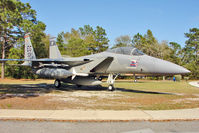 74-0124 @ VPS - On display at the Air Force Armament Museum at Eglin Air Force Base , Fort Walton , Florida