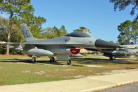80-0573 @ VPS - On display at the Air Force Armament Museum at Eglin Air Force Base , Fort Walton , Florida