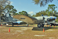 44-83863 @ VPS - On display at the Air Force Armament Museum at Eglin Air Force Base , Fort Walton , Florida